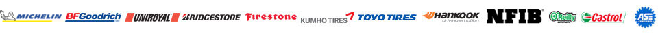 Tire Brands in Atoka TN, Munford TN, and Millington TN at Quality Tire & Towing Service
