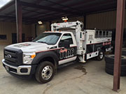 24 Hour Commercial Tire Service in Munford , TN