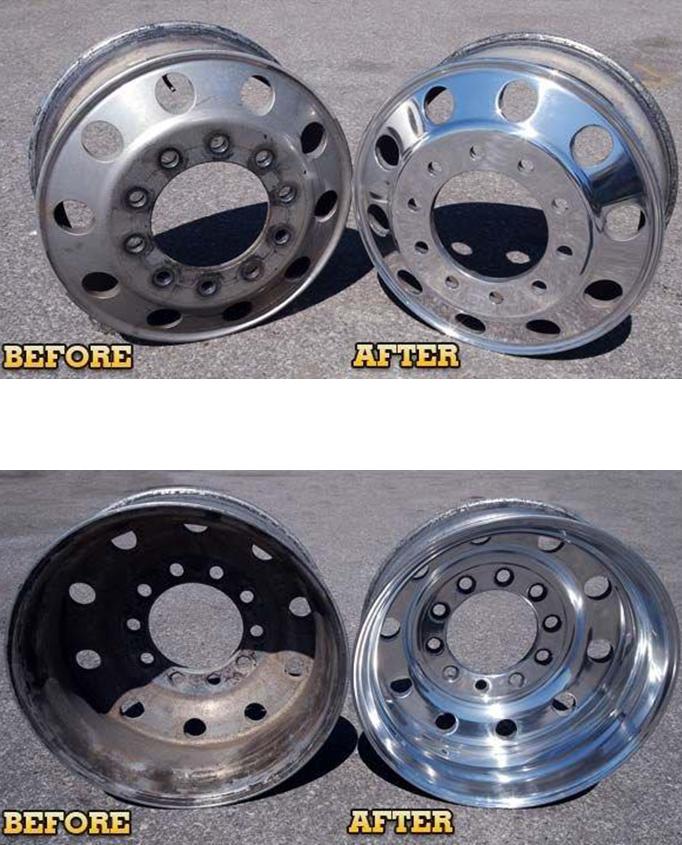 Tire Repair Memphis: Wheel Reconditioning Munford TN